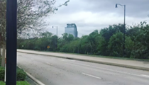 The 'I-4 Eyesore' survived Hurricane Irma