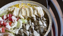 Family-run resto Oh My Gyro! brings the comfort of halal-cart fare indoors
