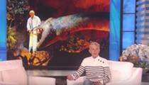 Ellen DeGeneres wants her robot back from Epcot