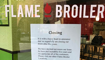 Flame Broiler closes downtown, Buda Libre set to take over the Maddey's Craft & Cru space, plus more in local foodie news