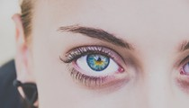 World's Largest Eye Contact Experiment going down at Lake Eola this weekend