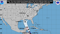 Gov. Rick Scott declares state of emergency for parts of Florida as Nate moves closer