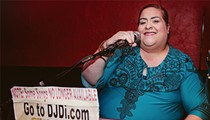 Orlando's karaoke queen, DJ Di, turns Big Daddy's into Gran Papi's for a benefit for Puerto Rico