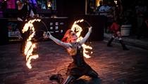 CityArts Factory's annual Dia de los Muertos party spooks up Pine Street this week