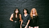 Witches come in threes, and L.A. Witch is no exception