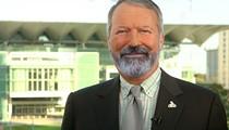 Orlando Mayor Buddy Dyer better grow a big beefy goatee for Movember