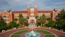 FSU suspends all fraternities and sororities after pledge's death