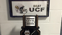 Someone misplaced the UCF-UConn 'rivalry' trophy and now it's missing