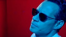 Marc Anthony spices up the Amway Center with some Puerto Rican salsa this weekend