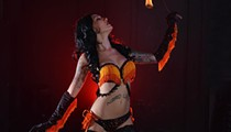 Tolkien It Off returns to the Venue with a burlesque tribute to the Lord of the Rings