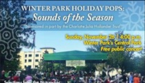 Sounds of the Season: Winter Park Holiday Pops