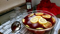 If you want Negroni-inspired punch, DO NOT make a giant Negroni – do this instead