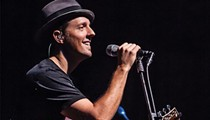 Jason Mraz is performing in Orlando this March