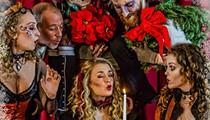 Phantasmagoria performs 'A Christmas Carol' in Sanford this weekend