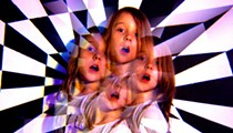 Five-year-old Sadie and her 'skull rock' just might be the future of electro punk. Feel old yet?