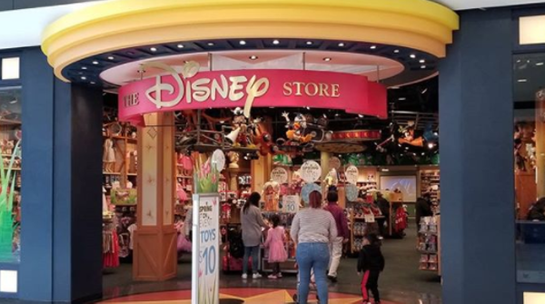 Disney Stores will no longer use plastic bags, but theme ...  Disney Stores w...