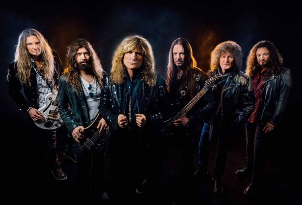 Whitesnake bring new 'Flesh & Blood' world tour to Orlando ...