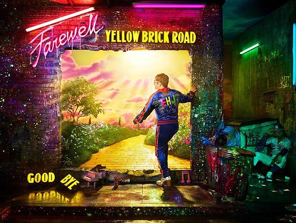 Elton John bids 'Farew...