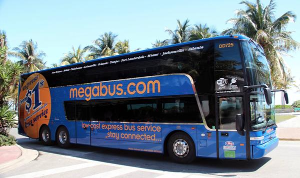 Orlando S Megabus Stop Moves From North Semoran To Orange