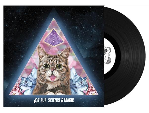 science and magic album cover w lp square 1024x1024.'