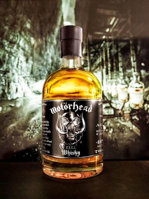 foto de Jack Daniel's releases limited edition Motörhead bottle in Lemmy's honor Blogs