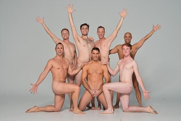 Gay Guys Singing 23