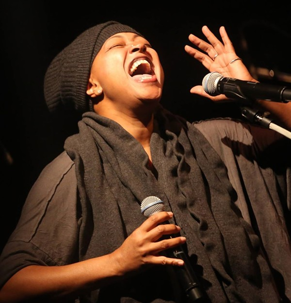 Rolling Stones Backup Singer Lisa Fischer Steps Out Into Her Own