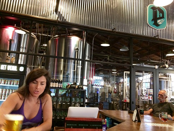 Persimmon Hollow Brewing Co Is Worth A Weekend Road Trip
