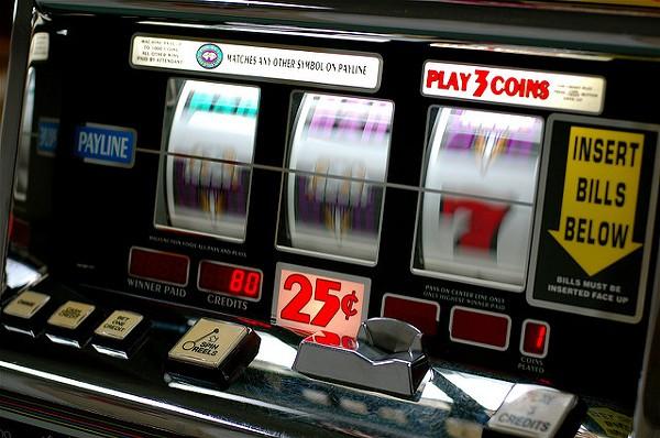 Act slot machines