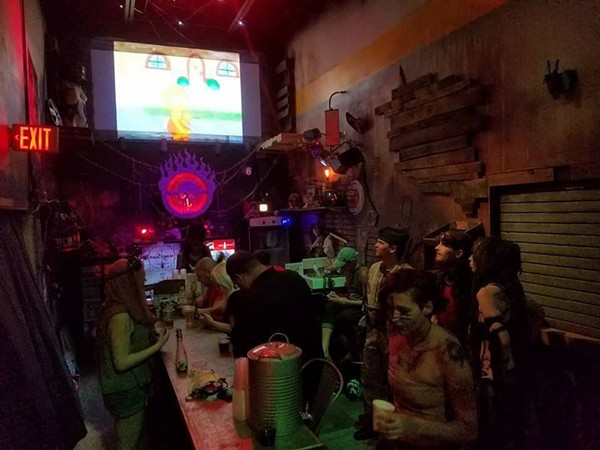 Two Of Orlando S Best Independent Bar Attractions Vault