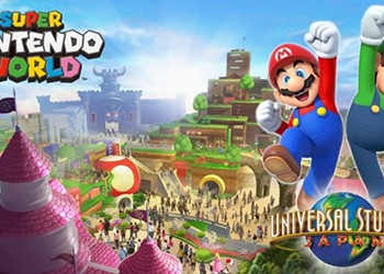 Super Nintendo World in Orlando might not be going where everyone thinks it's going
