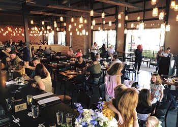 New craft beer and burger joint the Hangry Bison just opened in Winter Park
