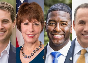 Florida Democratic governor candidates plan to protest Trump policy of separating immigrant families