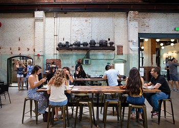 Central Florida enters the era of local food halls