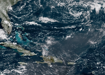 Hurricane season is far from over, as four new systems begin to form in Atlantic