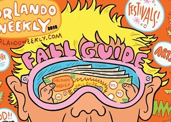 Welcome to Orlando Weekly's 2018 Fall guide