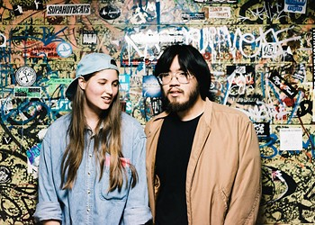 Bedroom pop duo Sales return to the Social for a hometown show