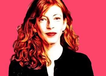 All-star Orlando librarian Kristen Arnett talks to Susan Orlean about paper, fire and the allure of circulating materials