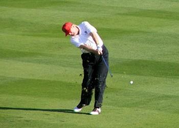 Trump will begin his regular weekly winter golf trips to Florida next week