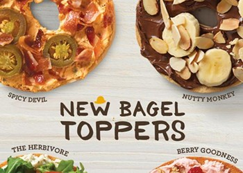 4 bagel hacks to pimp your topper at Einstein Bros