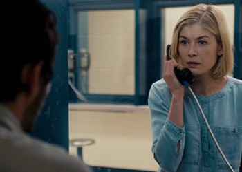 'Return to Sender': Rosamund Pike is the only bright spot in this cheesy thriller