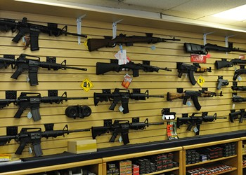 Orlando area has witnessed a 74 percent increase in gun stores, says study