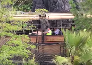 Video shows test ride at Universal's Skull Island: Reign of Kong