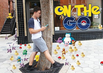 Pokémon Go captures Orlando's heart and makes a brutal summer a little sweeter