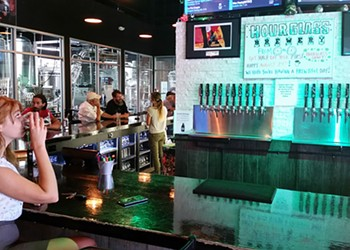 Hourglass Brewery is both a shrine to geek culture and craft beers