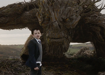 'A Monster Calls' is a dark fable leavened with modern truths
