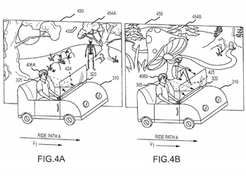 New Disney patent adjusts attractions based on passenger expressions