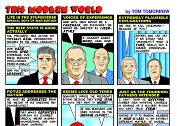 This Modern World (1/15/2020)