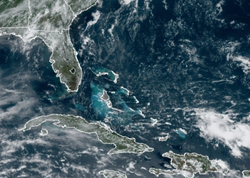 For the first time in history, a third named storm could form in the Atlantic before hurricane season starts