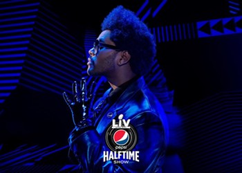 The Weeknd will headline next year's Super Bowl halftime show in Tampa